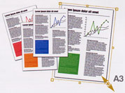Цифровой дупликатор (ризограф) Ricoh Priport HQ 7000 - формат печати А3